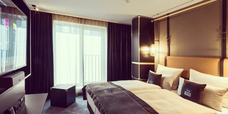 Foto: Doppelzimmer im niu Cobbles