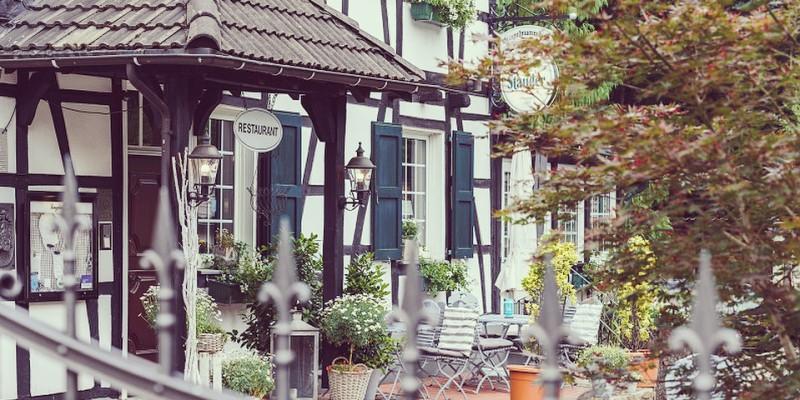 Außenansicht Hotel Sengelmannshof