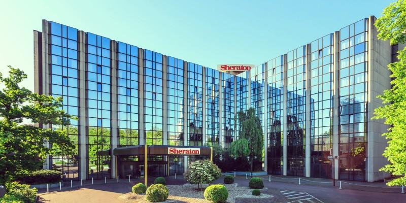 Foto: SHERATON ESSEN HOTEL - Außenansicht