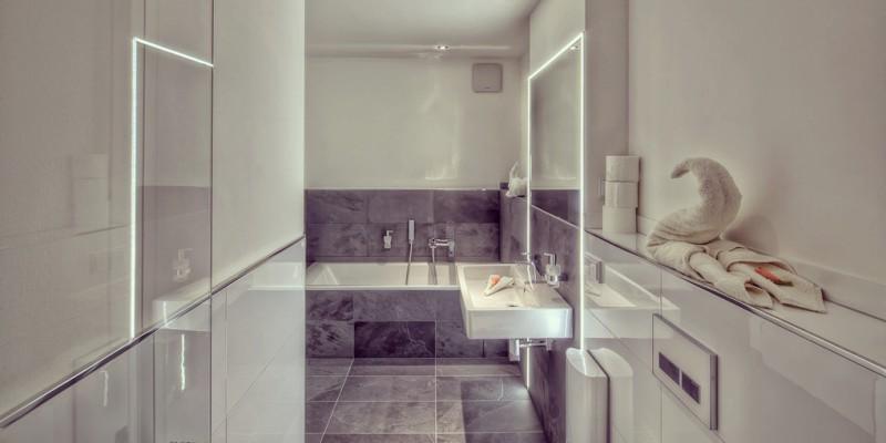 Foto: Badezimmer im Unperfekthotel
