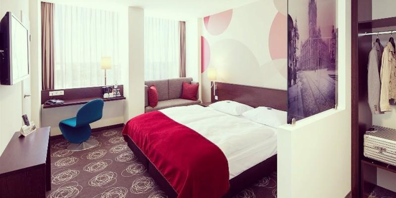 Foto: Superior-Zimmer im Webers - Das Hotel im Ruhrturm
