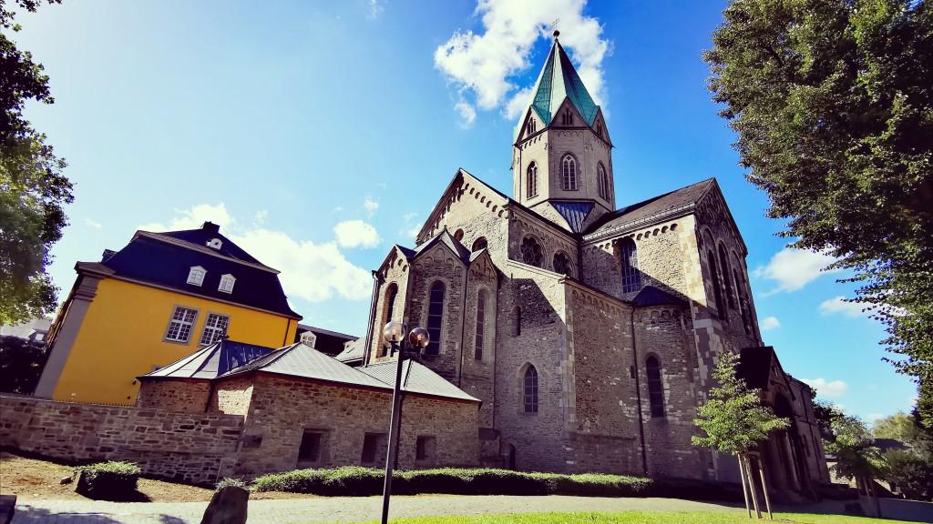 Abteikirche Werden