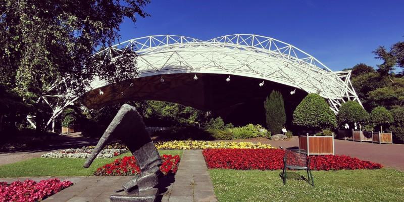 Musikpavillon im Grugapark
