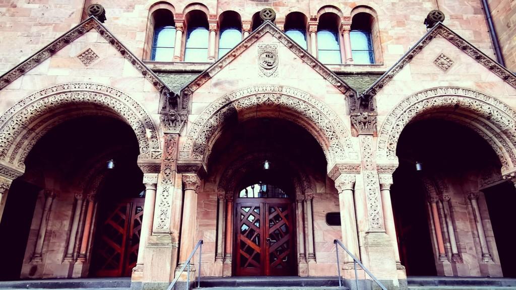 Portal der Erlöserkirche