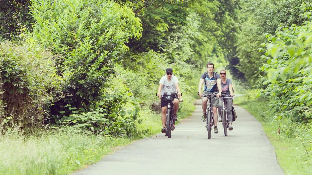 Radfahren in Essen