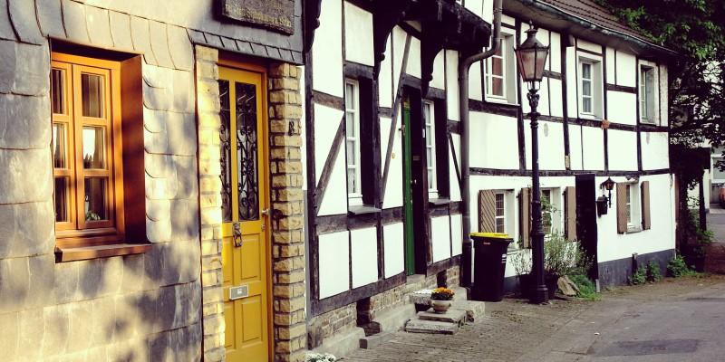 Historic Werden, Eiergasse