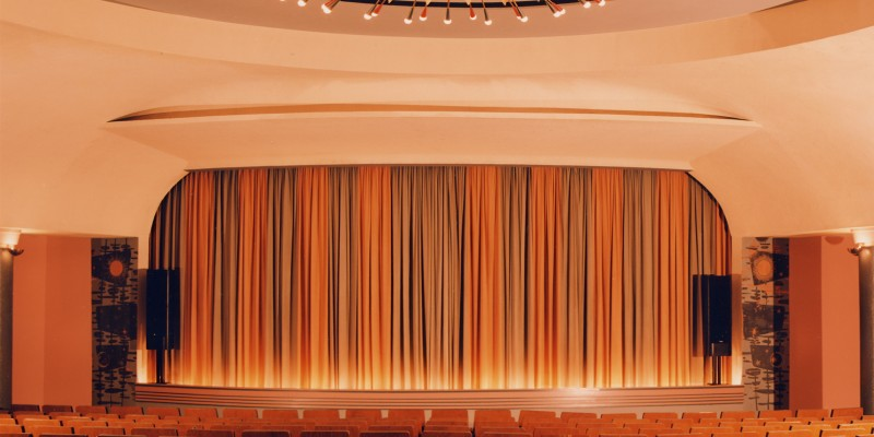 Foto: Saal des Astra Theaters