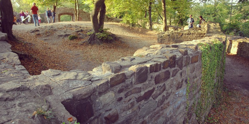 Ruine der Isenburg