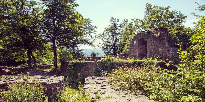 Burgruine Isenburg
