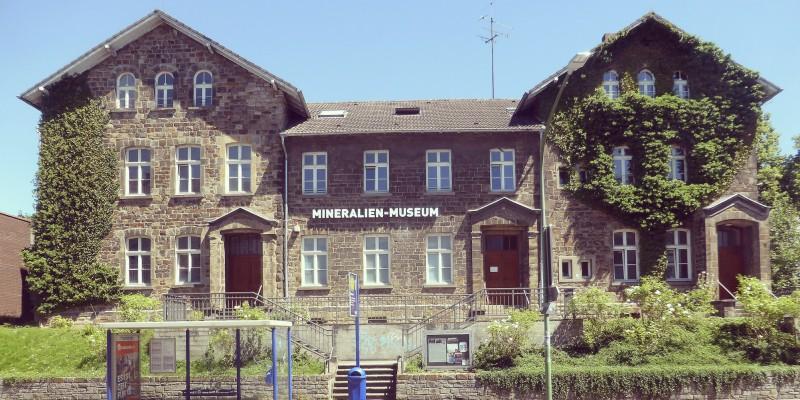 Mineralien-Museum