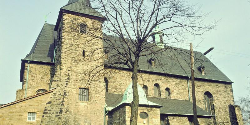 Stoppenberg Collegiate Church of Maria in der Not