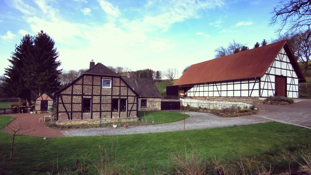 Bauernhof Oefte