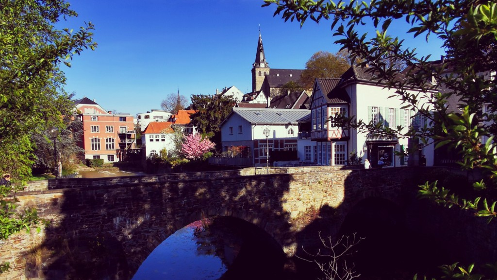 Old town Kettwig