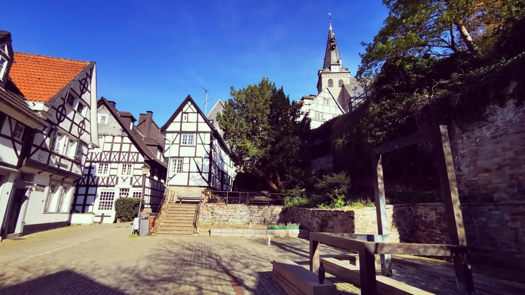 Tuchmacherplatz in Kettwig