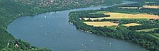 Photo: Aerial photo of Lake Baldeney