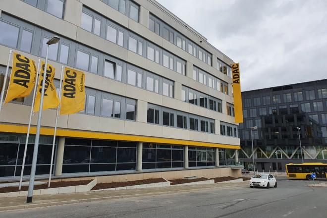 Neubau Servicecenter ADAC Neueröffnung