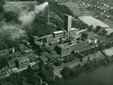 Luftbild Zeche Carl Funke