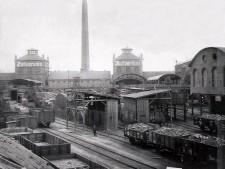 Foto Zeche Zollverein, Malakowtürme Gründungsschächte