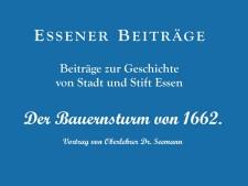Titel Essener Beiträge von 1880