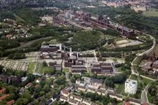 Luftaufnahme UNESCO-Welterbe Zollverein