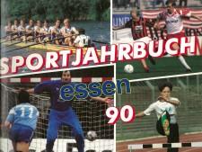 Buchtitel aus Sportjahrbuch Essen 1990