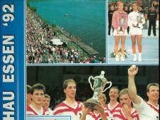 Buchtitel aus Sportschau Essen 1992