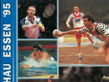 Buchtitel aus Sportschau Essen 1995
