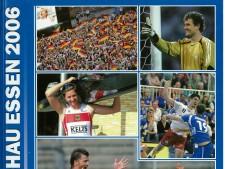 Buchtitel aus Sportschau Essen 2006