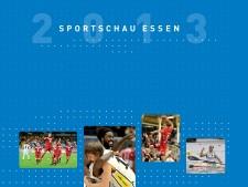 Buchtitel aus Sportschau Essen 2013