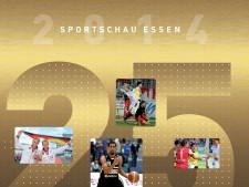 Buchtitel aus Sportschau Essen 2014