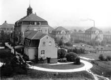 Klinikum um 1920