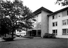 Haupteingang 1960