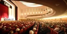 Foto von der Eröffnungsveranstaltung in der Lichtburg zum Jubiläum 100 Jahre VHS