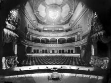 Bild Grillo Innenraum vor 1902