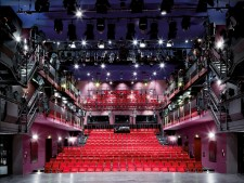 Bild Heutiger Innenraum des Grillo-Theaters