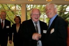 Foto Alter und neuer Vorsitzender (Herren Schippmann und Hartwich)