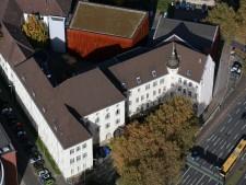 Luftbild Luisenschule 2012