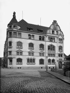 Foto Sparkassengebäude 1902