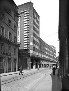 Foto Sparkasse Essen 1935 in der Rathenaustraße