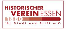 Logo vom Historischen Verein für Stadt und Stift Essen
