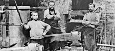Foto Eisenhammer im Deilbachtal