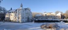 Foto Schloss Borbeck im Winter 2009