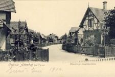 Foto Colonie Altenhof um 1904