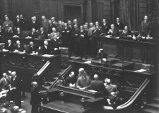 Foto Berlin, Reichstagssitzung 12. September 1932