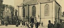 Foto Marktkirche um 1920