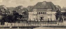Foto Moltkeplatz um 1915