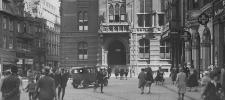Foto Rathaus Essen um 1920