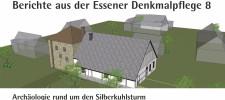 Titelblatt Berichte aus der Essener Denkmalpflege 8