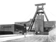 Foto Zeche Zollverein Schacht XII von 1932