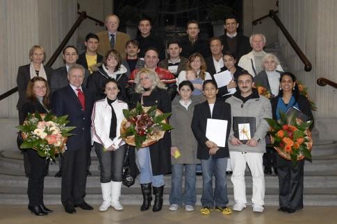 Einbürgerungsfeier 2007 Stadt Herne